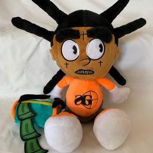 Kodak Black Lil Bill Plush